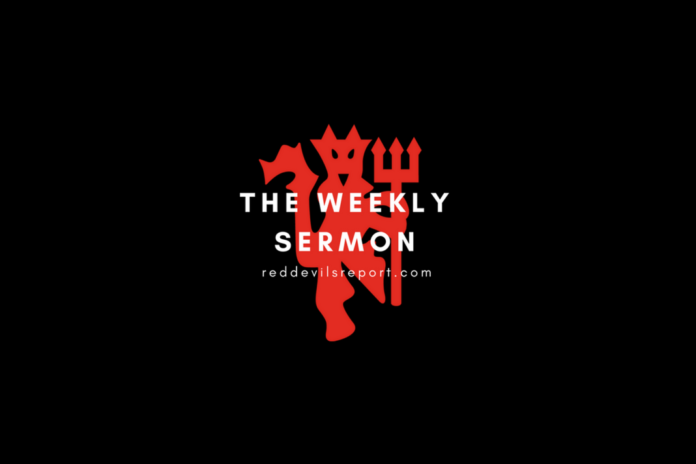 The Weekly Sermon