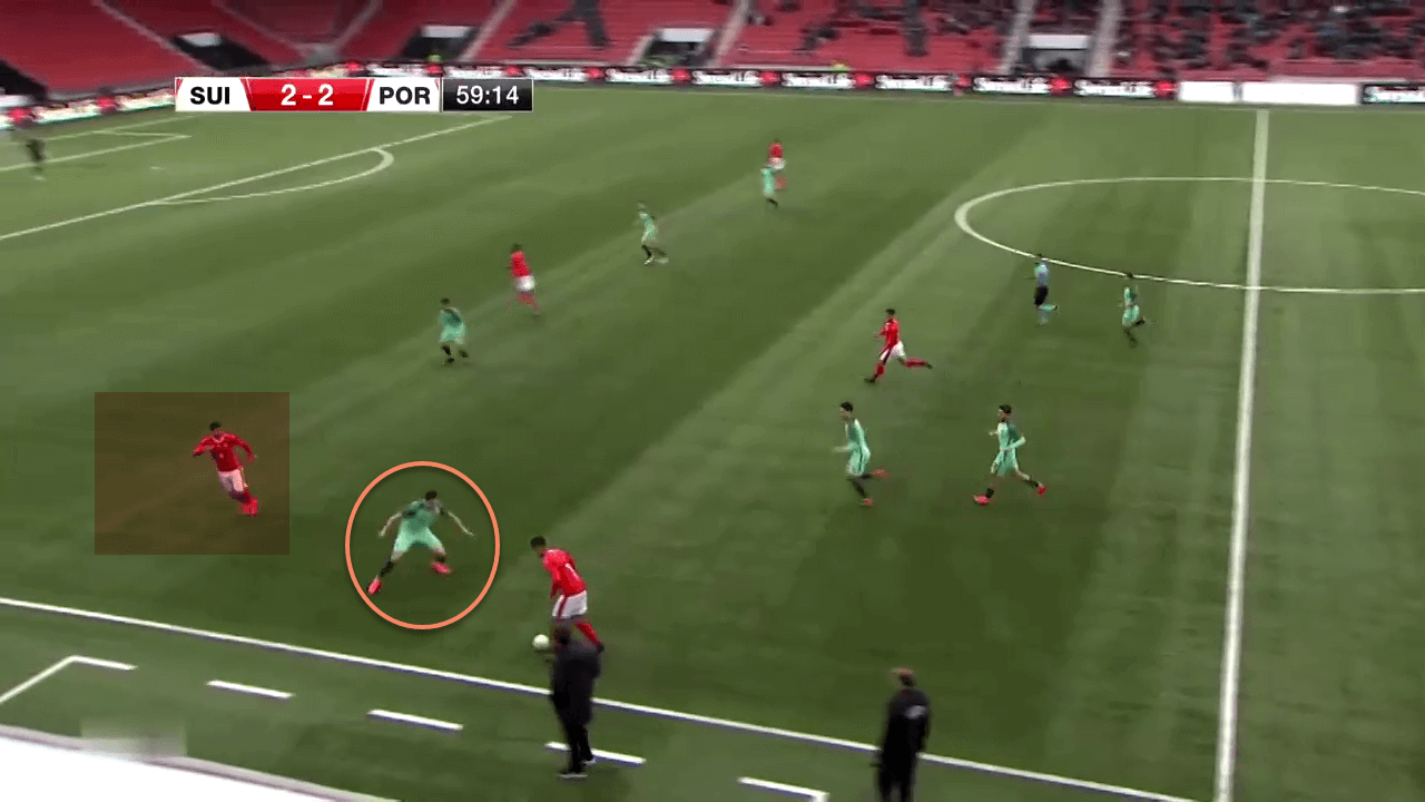 Diogo Dalot Manchester United Tactical Analysis
