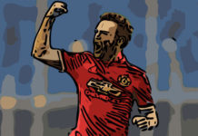 Juan Mata Manchester United Tactical Analysis Statistics