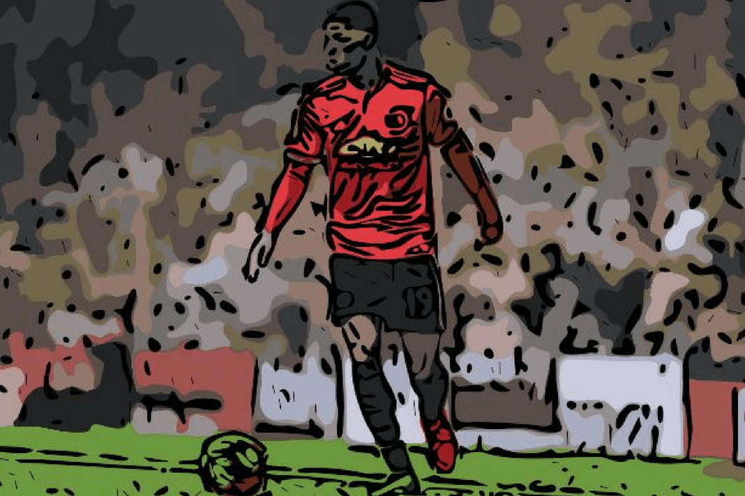 Why Marcus Rashford Needs To Improve His Game If He Is To Play As Striker Red Devils Report