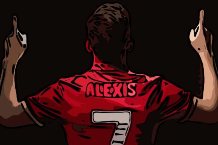 Alexis Sanchez Manchester United Tactical Analysis Analysis Statistics