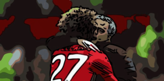 Fellaini Herrera Manchester United Tactical Analysis Analysis