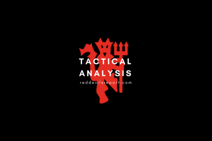 Manchester united Crystal Palace Premier League Tactical Analysis