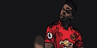 Paul Pogba Manchester United Bournemouth Tactical Player Analysis